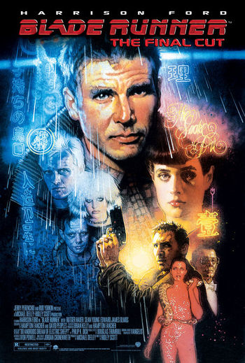《銀翼殺手》,1982年電影
