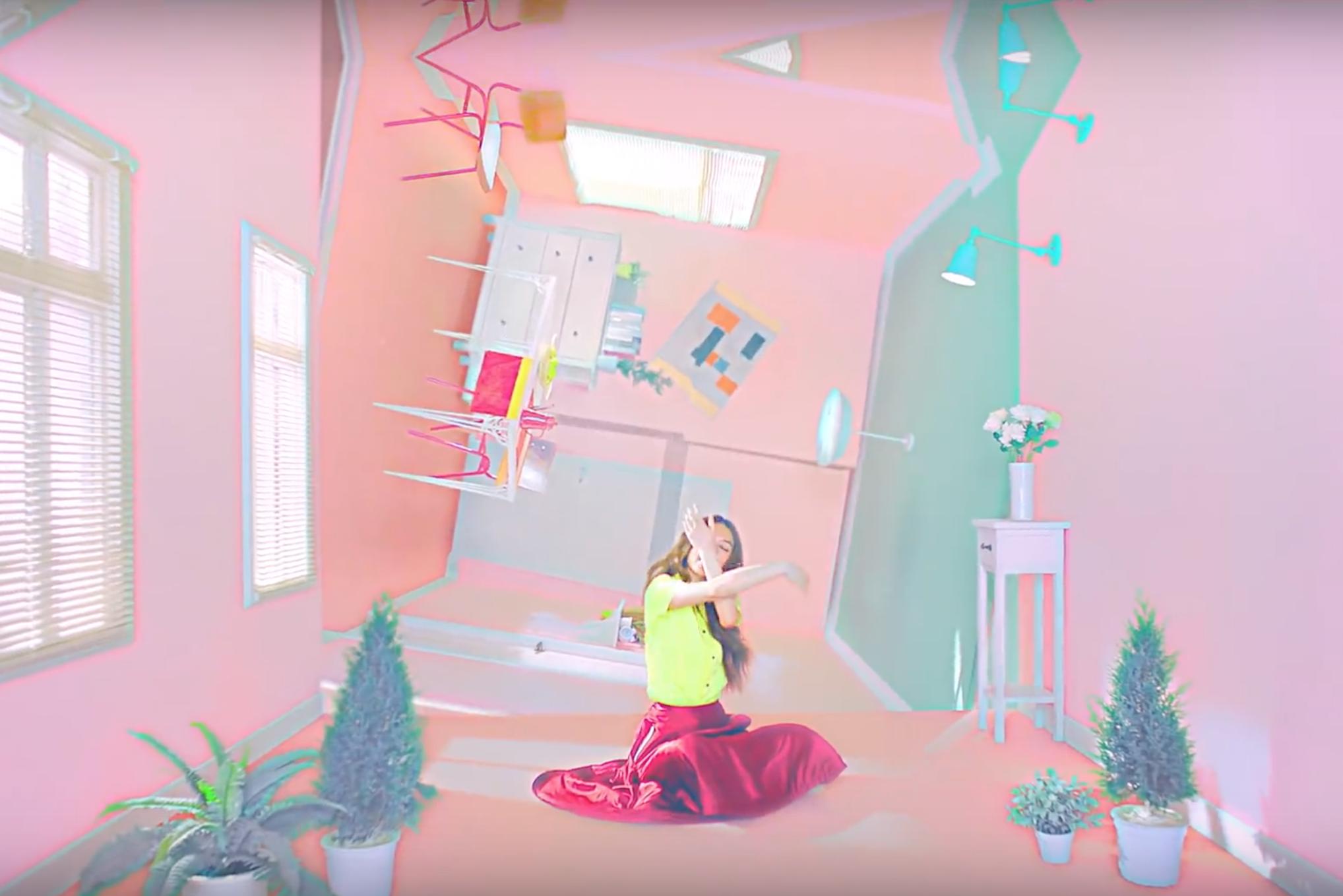 田馥甄 MV截圖