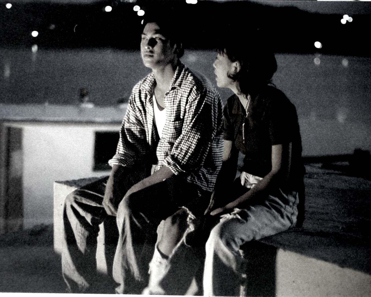 電影《黑暗之光》劇照(照片來源:張作驥電影工作室)