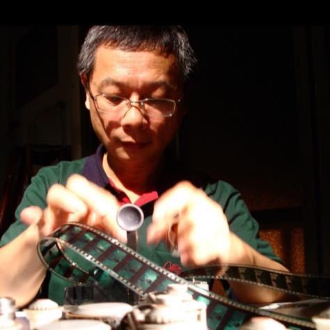 剪接師陳博文(照片提供:陳博文)